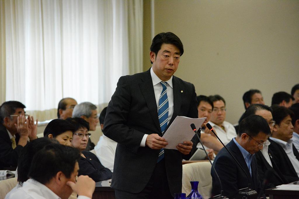 市議会議員 津田信太郎
